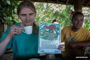 Degustacja najdroższej kawy świata