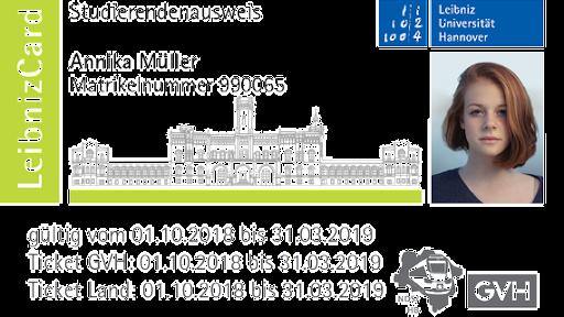 Semesterticket Hannover