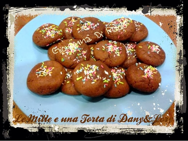biscotti alla nutella....velocissimi e buonissimi!!!
