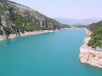 Η λίμνη Κρεμαστών