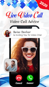 Live Chat with Video Call & Video Call Advice Apk Download For Android 4