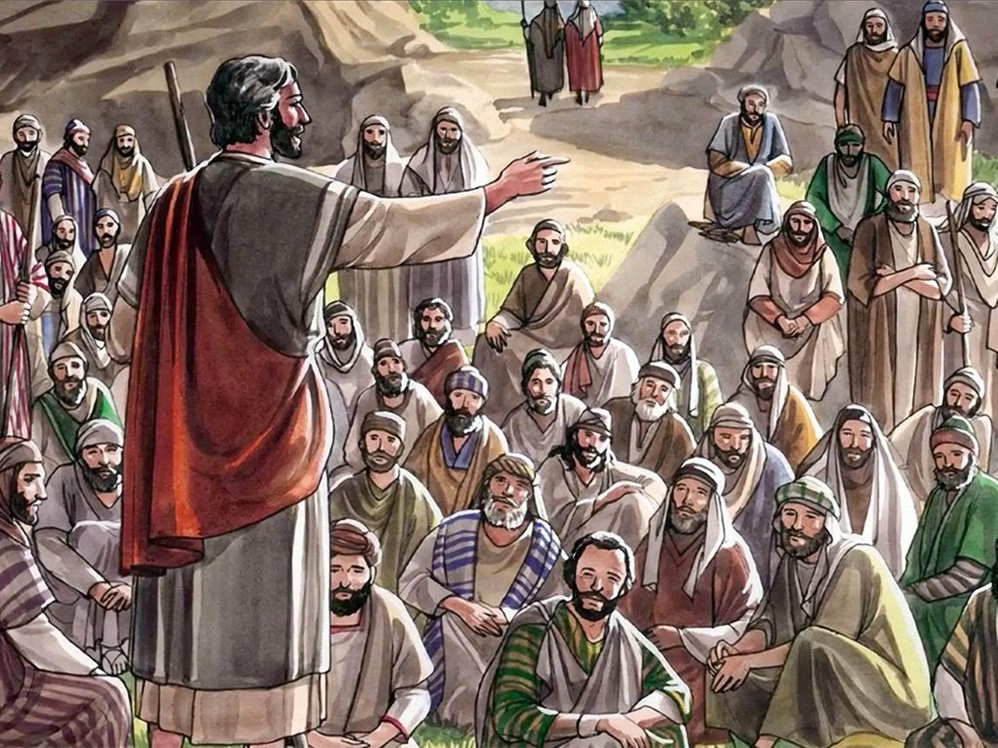 Chúa Cha lôi kéo (22.4.2021 – Thứ Năm Tuần 3 Phục Sinh)