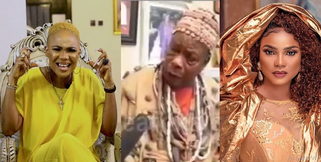 Iyabo Ojo Finally reacts to death of herbalist who predicted her death and suffering over Baba Ijesha rape case
