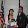 Youth Leadership Recognition Award: Ruina Zhang