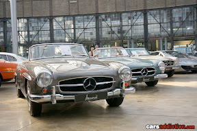1959-61 Mercedes Benz 190 SL Roadster