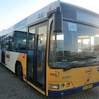 Volvo lijnbus van syntus bus 1404 met lijn 102