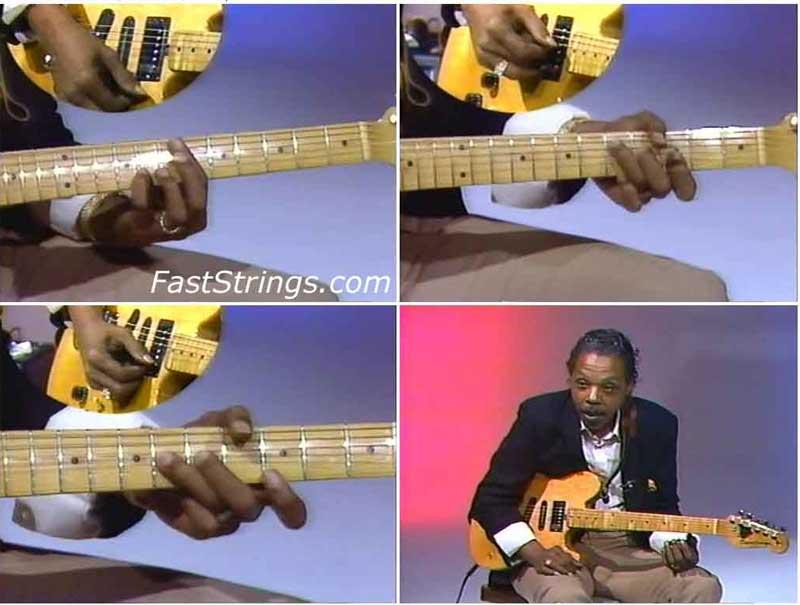 Cornell Dupree - Mastering R&B Guitar