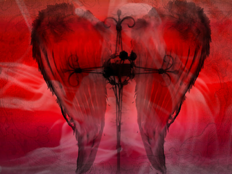 Blood Angel, Symbols And Emblems