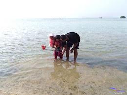 family trip pulau pari 090716 Fuji 132