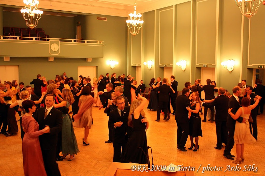 46. Balti Rahvaste Kommers / 46-th Commers of Baltic Fraternities - BRK2009_t055.JPG