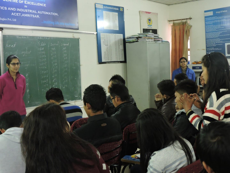 Amritsar College Of Engineering and Technology, Amritsar Robolab 16 (2).JPG