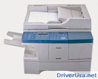 download Canon iR1570F printer's driver