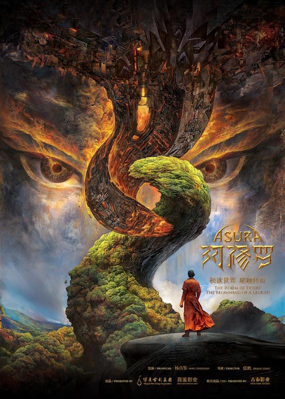 Asura China / United States Movie