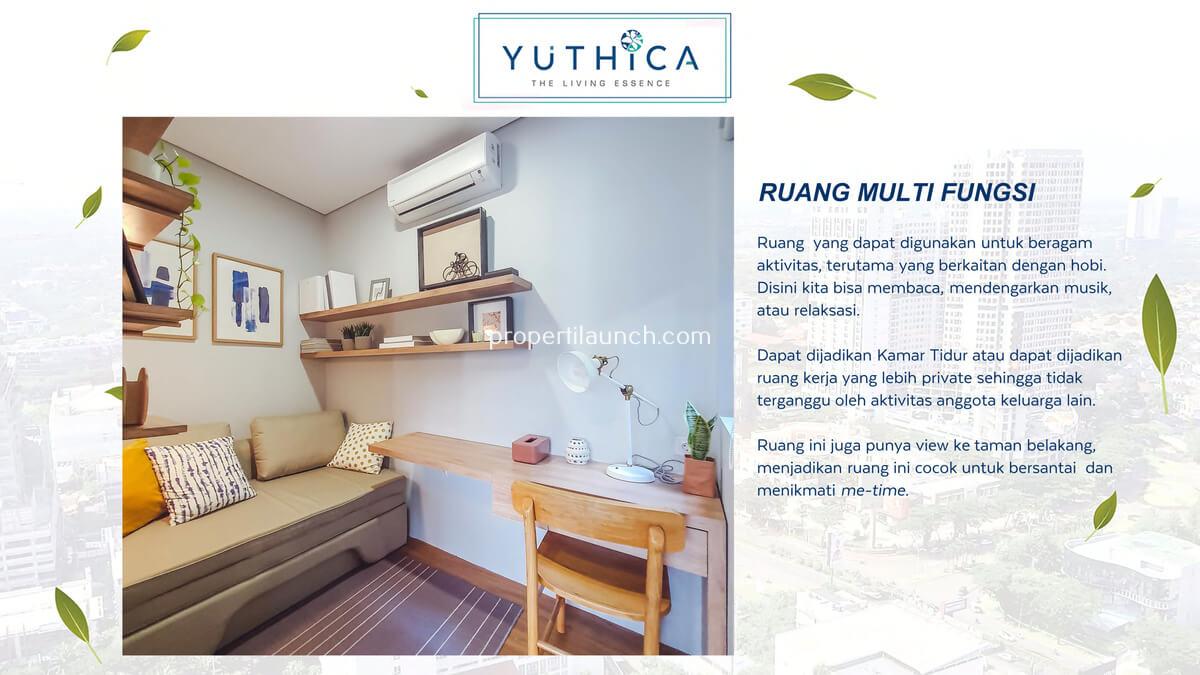 Ruang Multi Fungsi Rumah Yuthica BSD