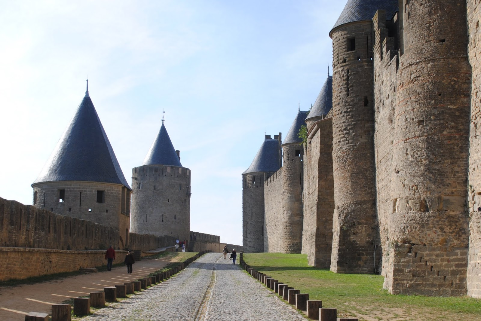 My Photos: France -- Carcassonne -- The Castle