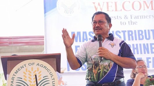 Agri chief provides solutions to major problems in agriculture