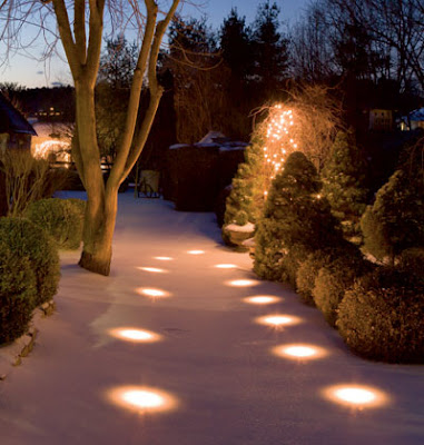 Patio Outdoor Path Lighting