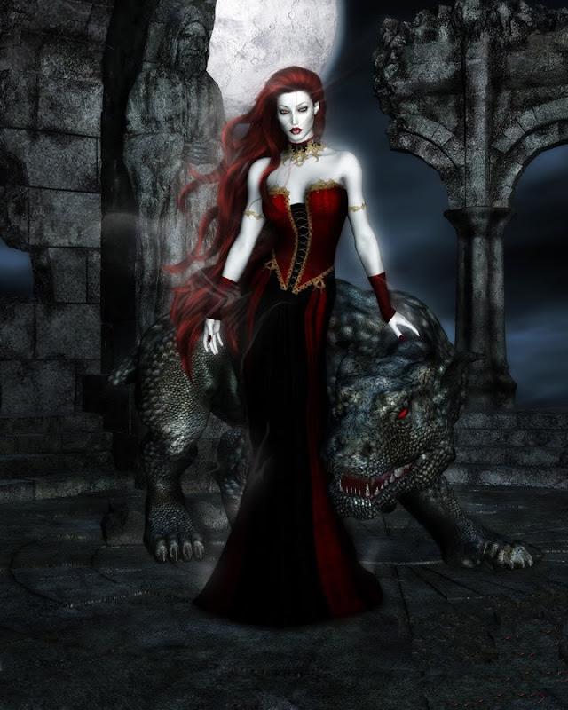 Vampire, Vampire Girls 2