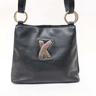 Paloma Picasso Vintage Shoulder Bag