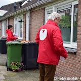 SP actie Scheepshellingstraat Oude Pekela - Foto's Freddy Stotefalk
