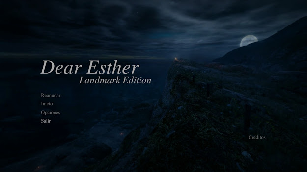 Dear Esther, el Walking simulator por excelencia