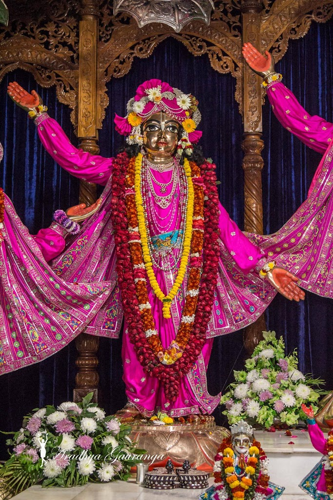 ISKCON Mayapur Deity Darshan 18 Jan 2017 (8)