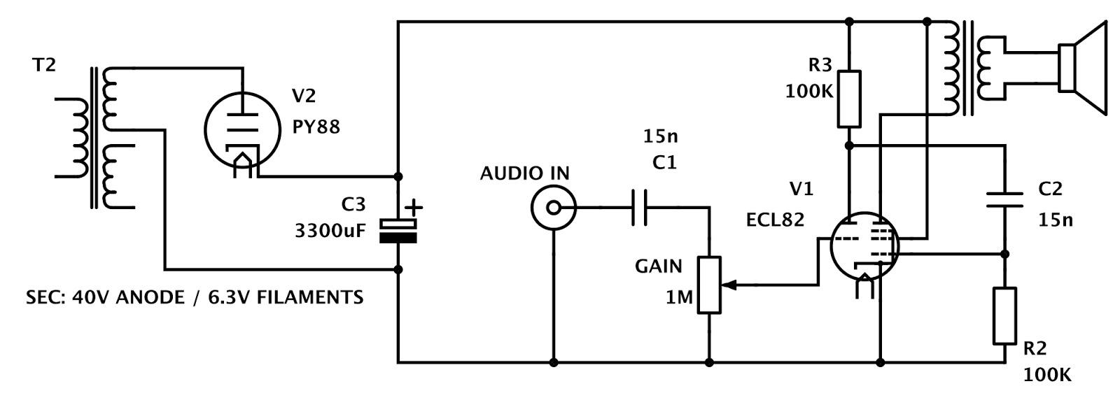 Amplificador Valvulado Para Iniciantes
