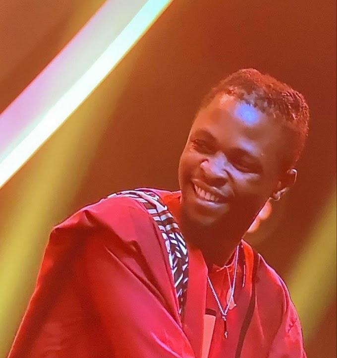Laycon wins the 2020 Big Brother Naija reality show