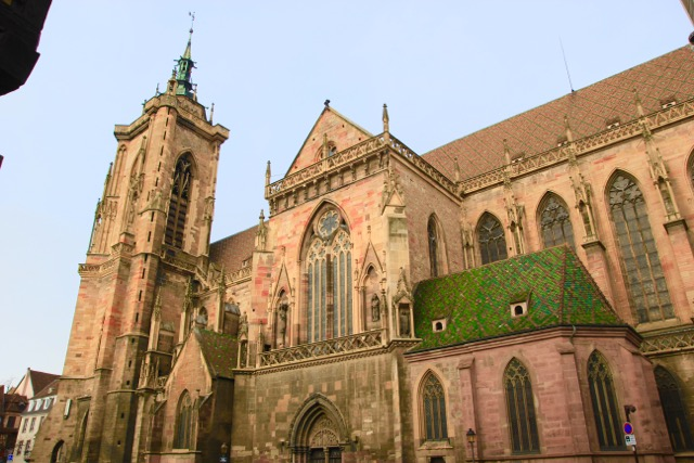 The Cathedral at Colmar