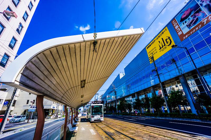 Matsuyama, Tram 3