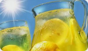 лимонный квас