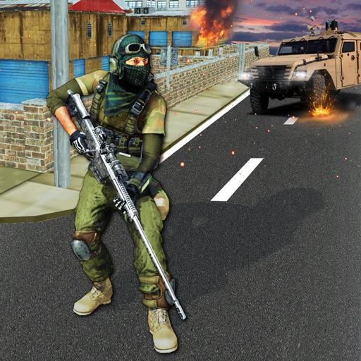 動作App|刺客殺敵射擊 LOGO-3C達人阿輝的APP
