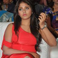 Anjali at Dictator Audio Success Meet