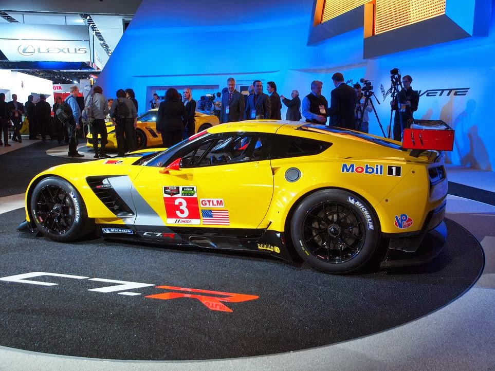 Chevrolet Corvette C7R 1 NAIAS 4