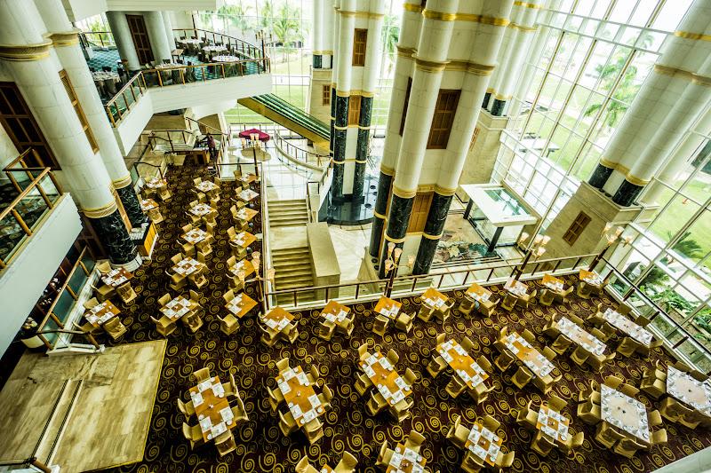ブルネイ エンパイア・ホテル レストラン