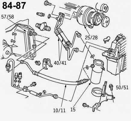 Ford Aspire Manual Transmission Parts Diagram. Ford. Auto