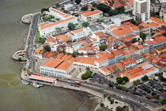 Sao Luis,centro storico - Maranhao