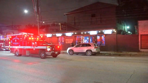 5 Persons shot at Houston hookah lounge after security denies men access