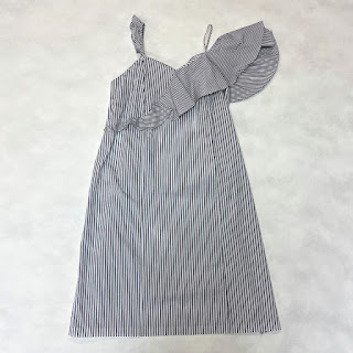 Second Sight NEW Striped Dress