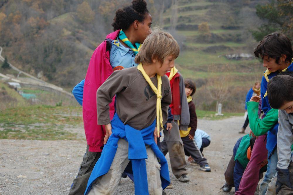 Sortida Castors i Llops a la Roca del Secut 2010 - DSC_0779.JPG