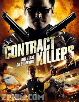 Hợp Đồng Sát Thủ - Contract Killers (2014) Poster