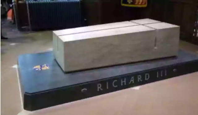 The Remains of Richard the III