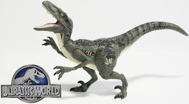 """Đồ chơi Khủng long chim ăn thịt Velociraptor """"Blue"""" Hasbro"""