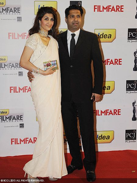 Akanksha Malhotra looked beautiful as she walked the red carpet during the 58th Idea Filmfare Awards 2013, held at Yash Raj Films Studios in Mumbai.Click here for:<br />  58th Idea Filmfare Awards<br />