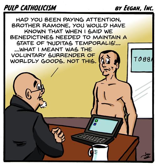 Pulp Catholicism 170