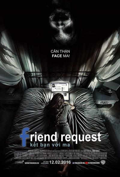 Kết Bạn Với Ma - Friend Request (2016)