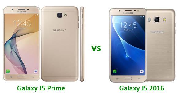 Samsung Galaxy J5 2016 vs J5 Prime. Mana Smartphone Murah Terbaik?