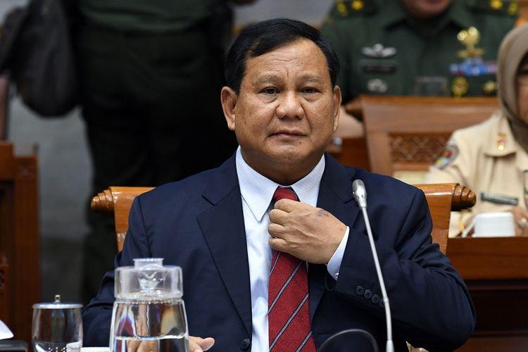 Percakapan Prabowo Bocor, Ternyata Lockdown Opsi Terbaik Atasi Corona