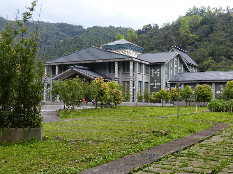 Le musée Atayal de Datong