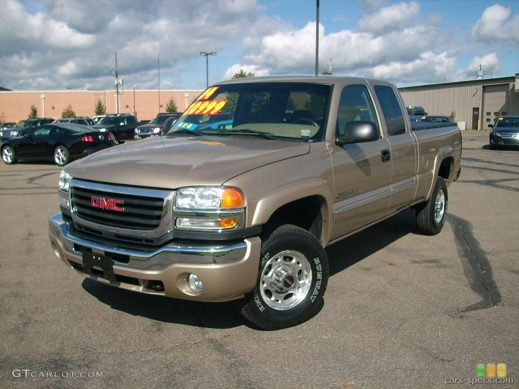 2004 gmc sierra 1500 extended cab specifications pictures. Black Bedroom Furniture Sets. Home Design Ideas